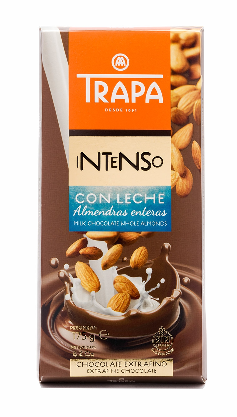 Intenso Almond milk